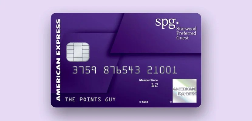 spg amex card featured
