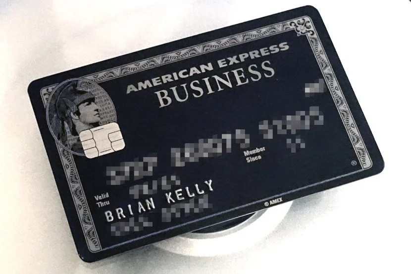 The 8 coolest looking credit cards available today for Business centurion card