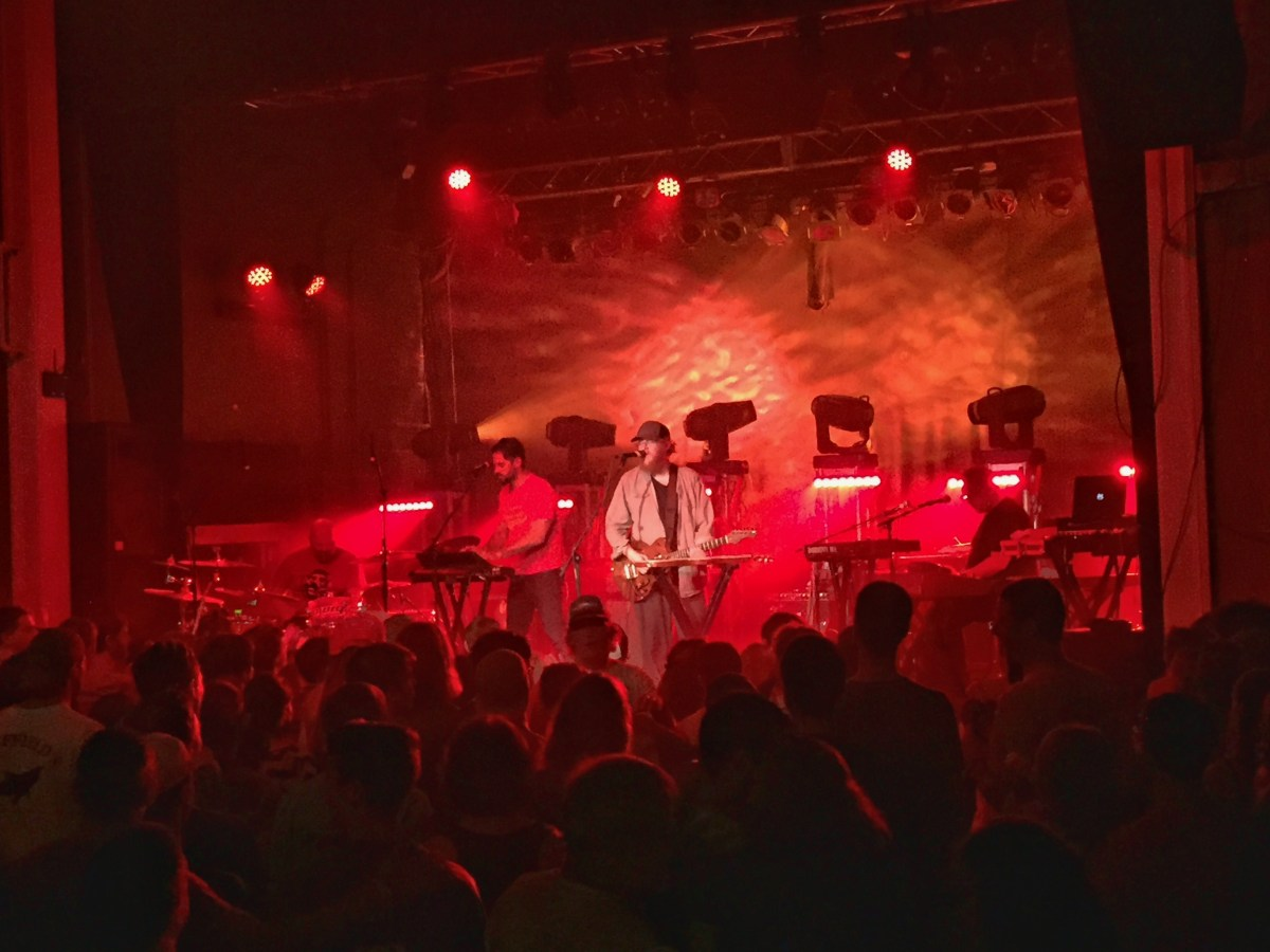 Perpetual Groove makes triumphant return to Raleigh's Lincoln Theatre