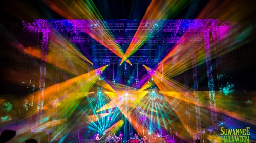 Q&A: The String Cheese Incident's Lighting Designer Andrew Cass previews Hulaween