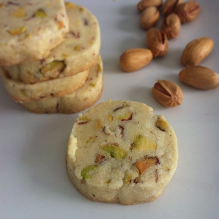 Nowruz Inspired Pistachio Rosewater And Cardamom Shortbread Cookies.9 Happy Iranian New Year In Farsi 2014