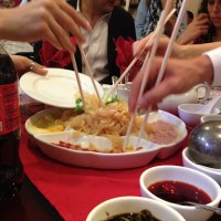 chinese wedding banquet: fourteen courses of awesome