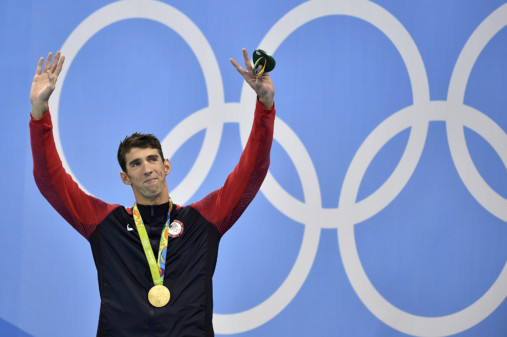 The Mundane Greatness of Michael Phelps