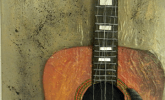 3D Acoustic Guitar Painting | The Postman's Knock
