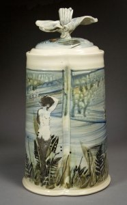 Chris Snedden Lidded Jar