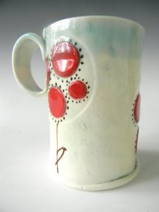 Laura Cooper Tall Cup