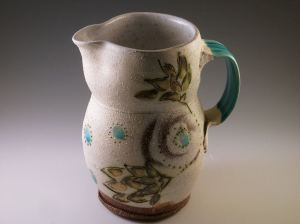 Maria Dondero Sweet Tea Pitcher