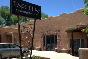 Brandi Jessup Taos Clay Studio