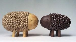 Godeleine de Rosamel Sheep Like Creatures