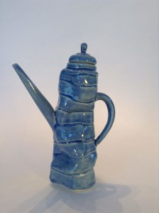 Patrick Johnston Tea Pot