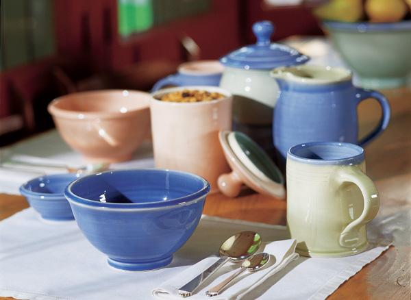 Thomas Aitken Blue Bowl