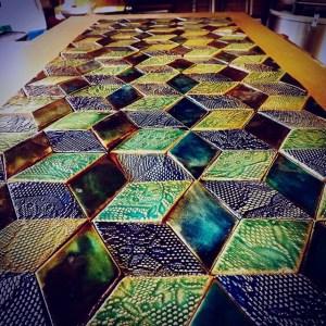 Guy Mitchell Textured Tile