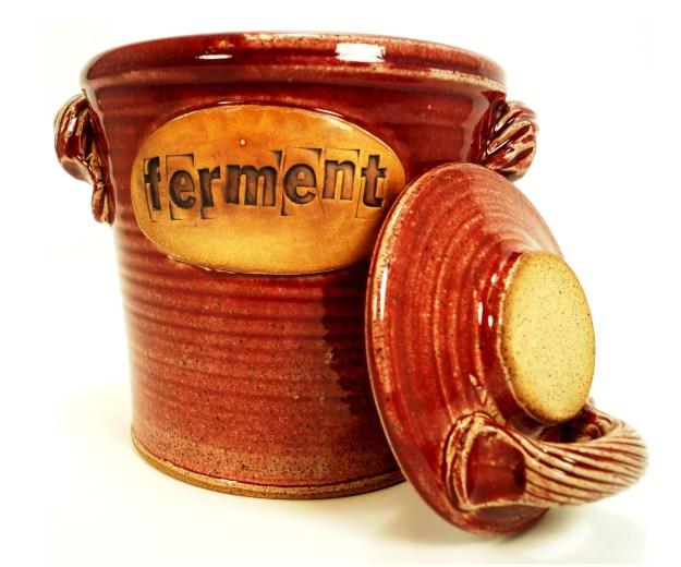 Jeremy Ogusky Fermentation Pot