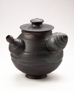 Corey Johnson High Fire Tea Pot