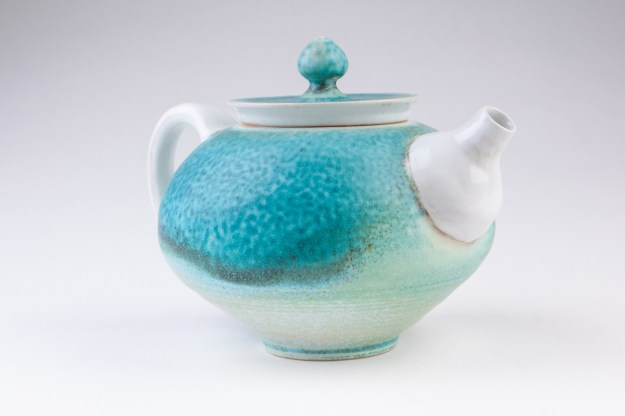 Corey Johnson Tea Pot