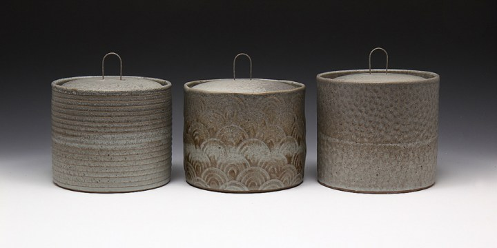 Mia Rhee Containers with Wire Handles