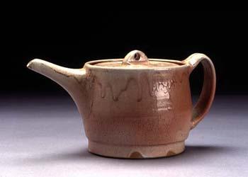 Bill van Gilder Tea Pot