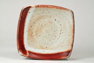 Guellemo Cuellar Shino Squared Plate