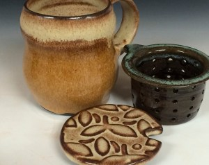 Nancy Gallagher tea