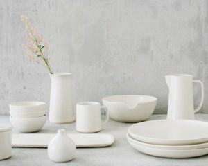 Brit McDaniel White Pots