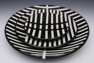 Jeremy Ayers Plate Set 3