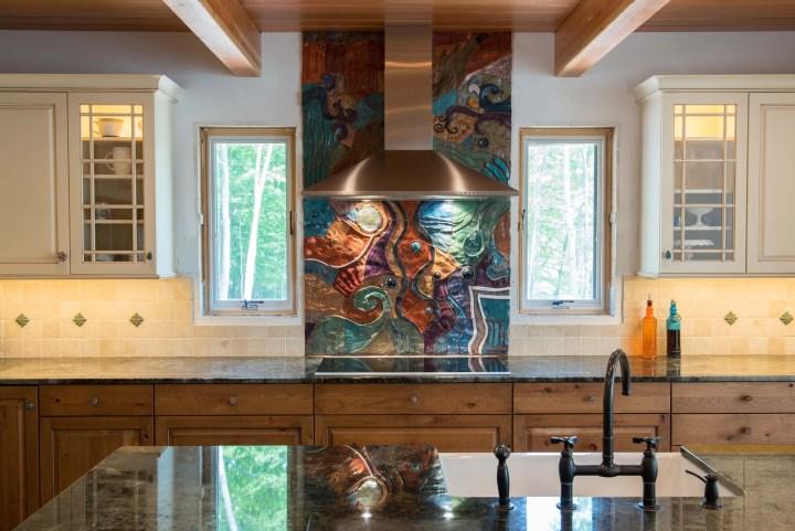 Sikiu Perez Tile Instalation 2