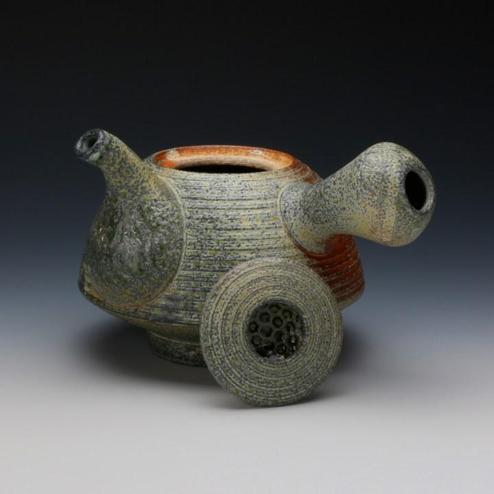 Neil Celani Knob Handle Teapot 1