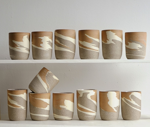 helen-levi-three-clay-cups