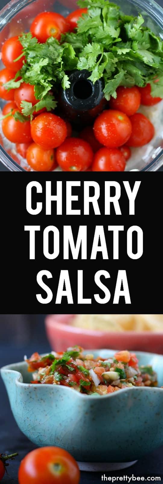 Fullsize Of Cherry Tomato Salsa