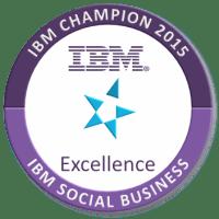 IBM Champion 2015 for Social Business