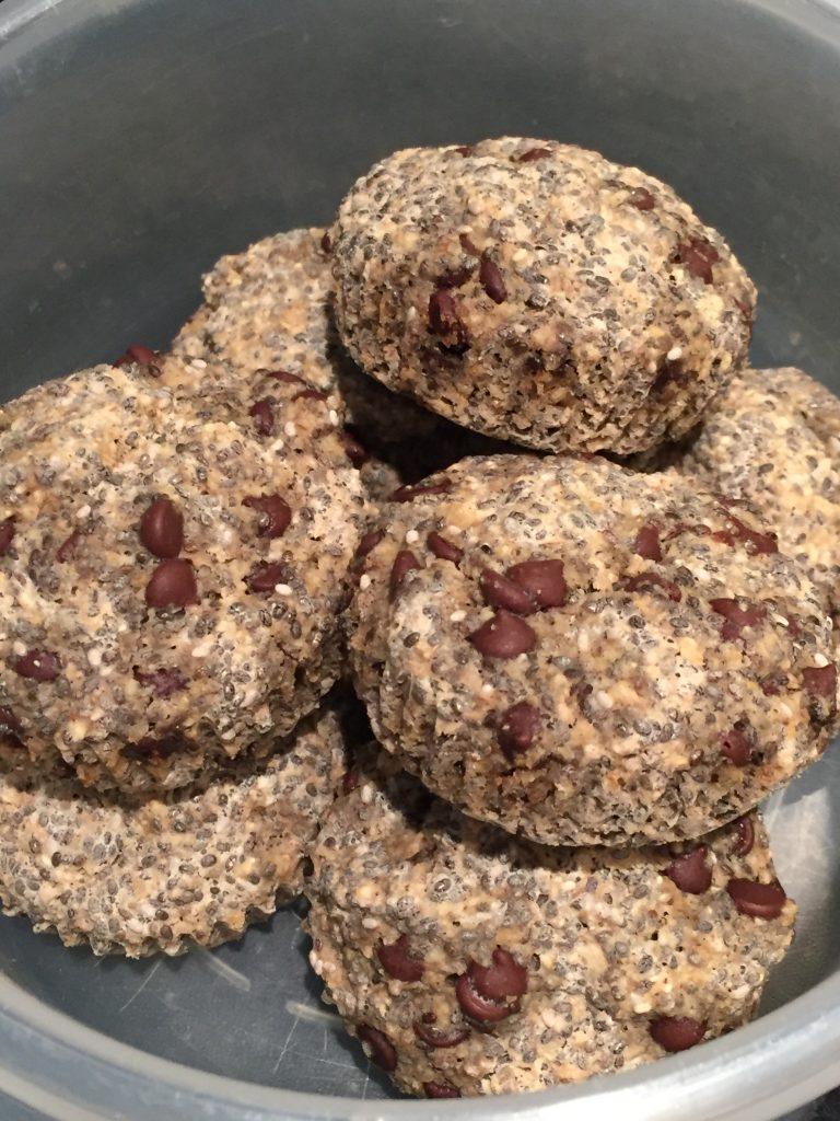 vegan gluten free muffins