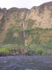 Waia'alala falls
