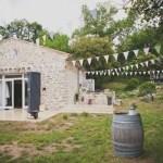 A fantastically French wedding