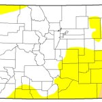 April 2016 Colorado Drought Update from CWCB