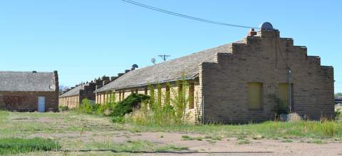 Old WPA Building