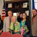 Older Americans Honored by County Commissioners