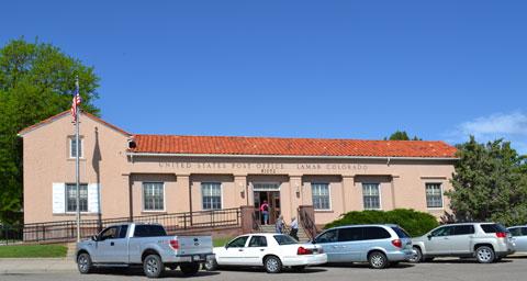 Lamar-Post-Office