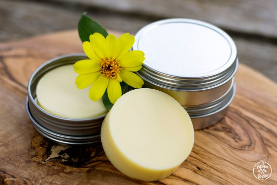 DIY Healing Lotion Bars