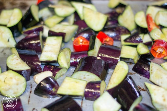 Asian Style Eggplant Dip