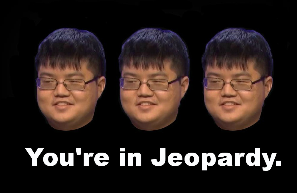 "Arthur Chu, Post-Divorce: ""Why Can't I Die Already?"""