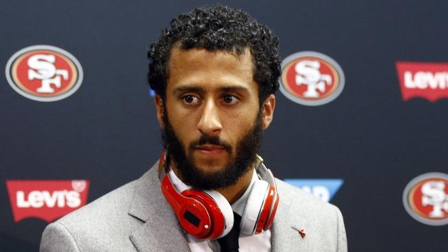 Colin Kaepernick is a Rich, Pompous Piece of Trash For Insulting the USA