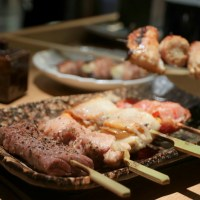 Food Review: JINzakaya by Les Amis Group | Luxe Japanese Izakaya at Connexion Farrer Park
