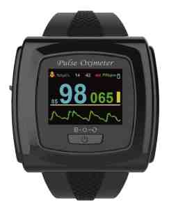 CMS 50F PLUS OLED Wrist Color Pulse Oximeter
