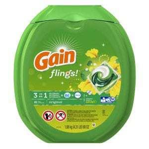 Gain-Flings-Original-Laundry-Detergent-Pacs-Review