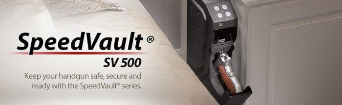 Gunvault SV500 Gun Safe Review