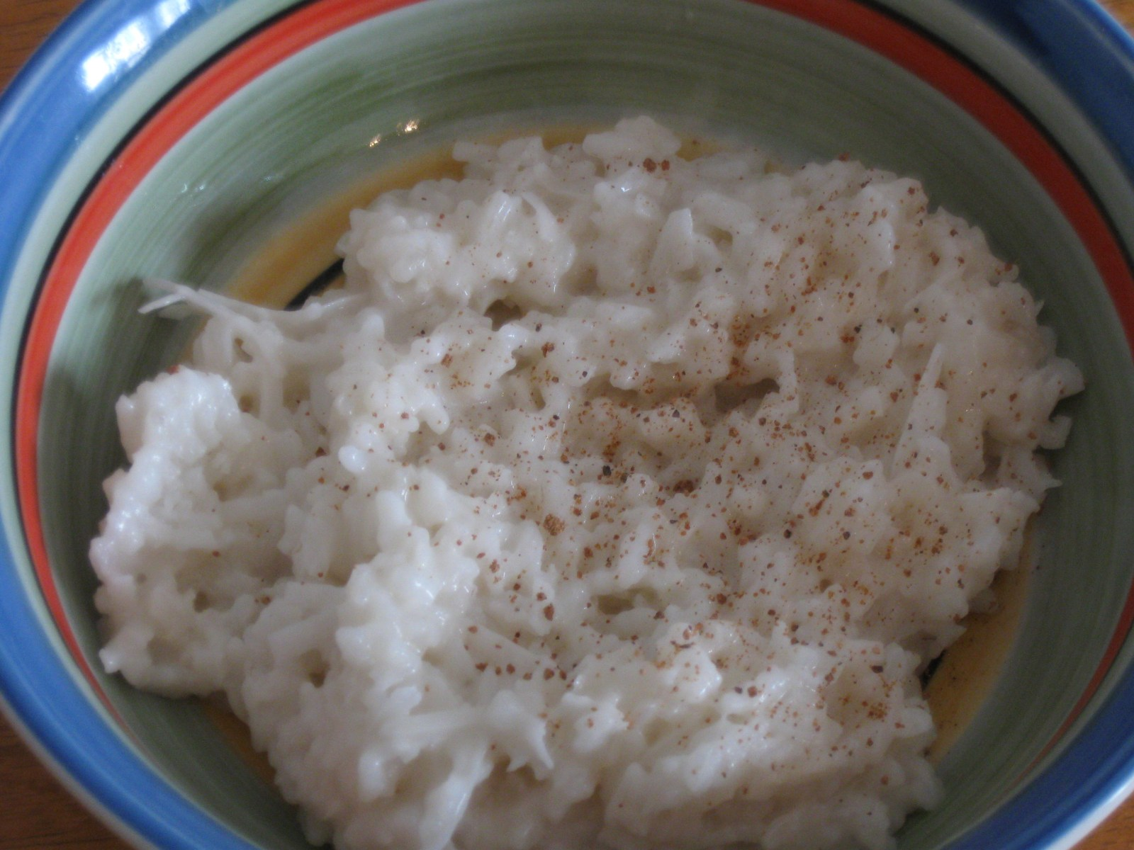 Coconut Milk Rice Pudding | The RA Vegan
