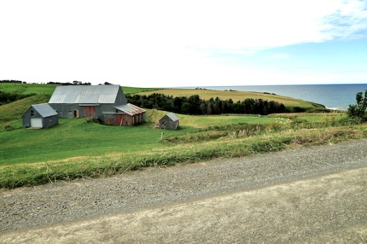 Cape Breton, Mabou, Old Farm