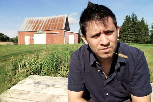 Cape Breton, Judique, Old Farm, Old Farmhouse, Red Barn
