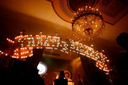 Theatre Bizarre, Detroit Halloween, Detroit Masonic Temple