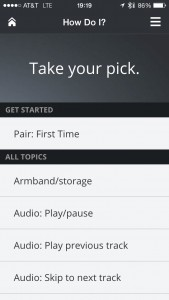 Plantronics BackBeatFit App